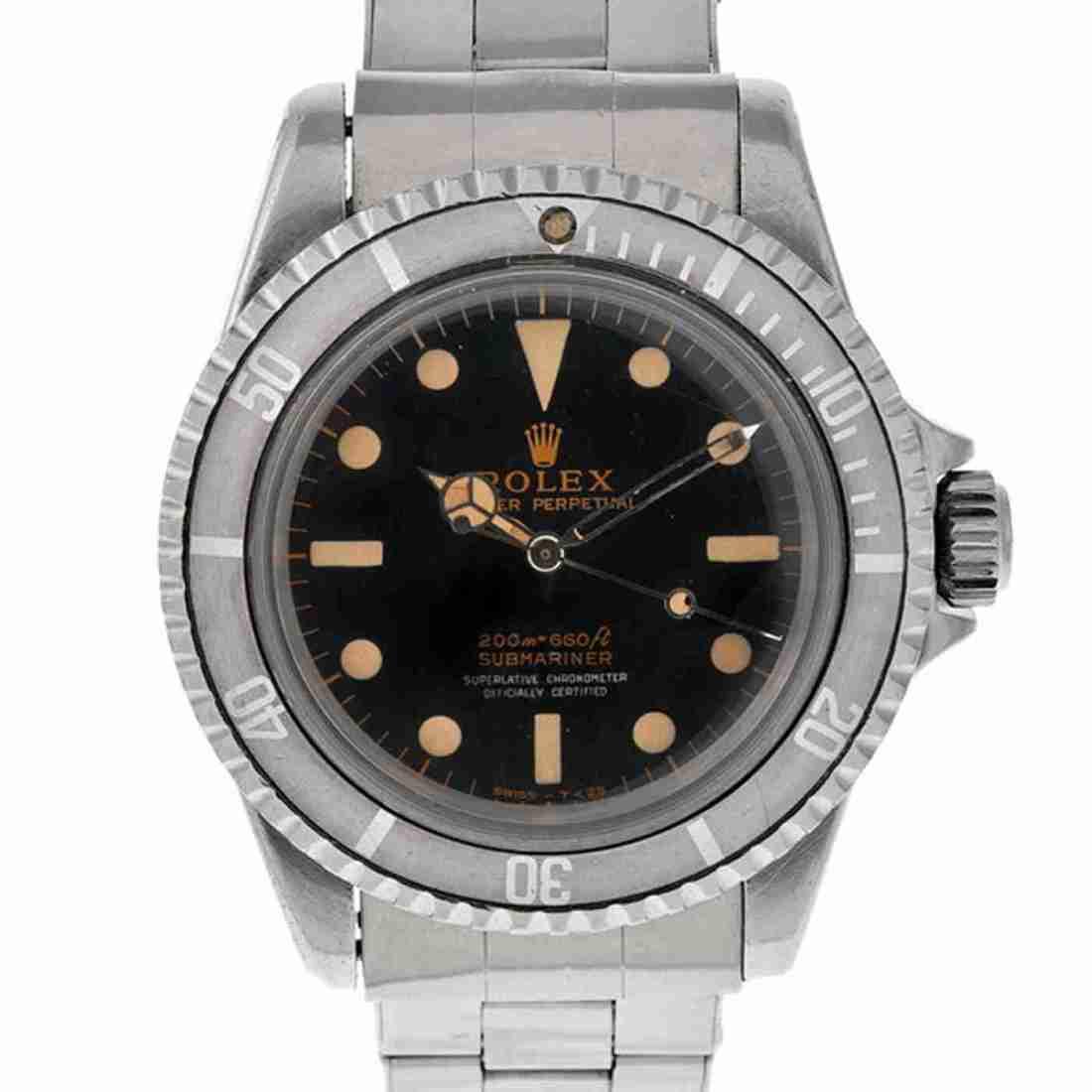 La historia de los Réplica Relojes Suizos Rolex Submariner Introducción