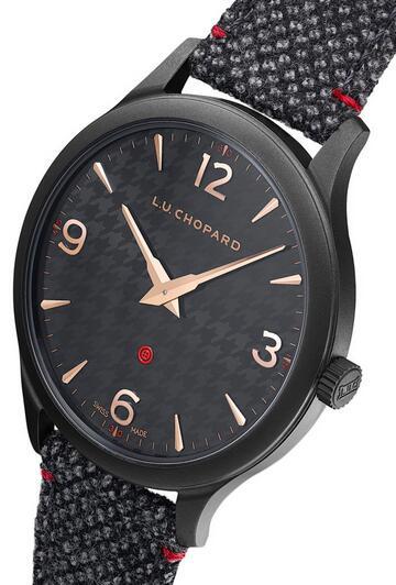 Revisión de réplicas de relojes Chopard L.U.C XP II Sarto Kiton de acero inoxidable 40mm de edición limitada