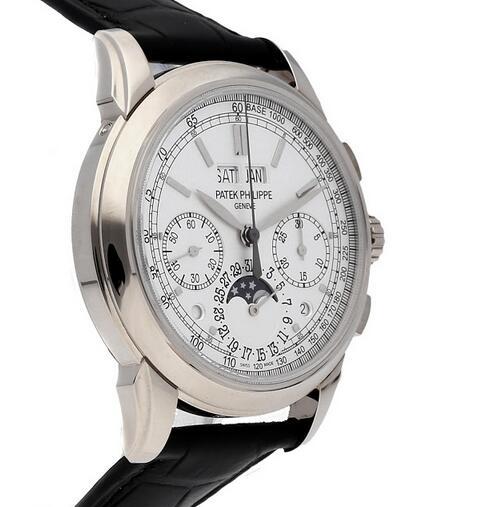 Presentamos la imitación Patek Philippe Grand Complications Oro blanco 5270G 1