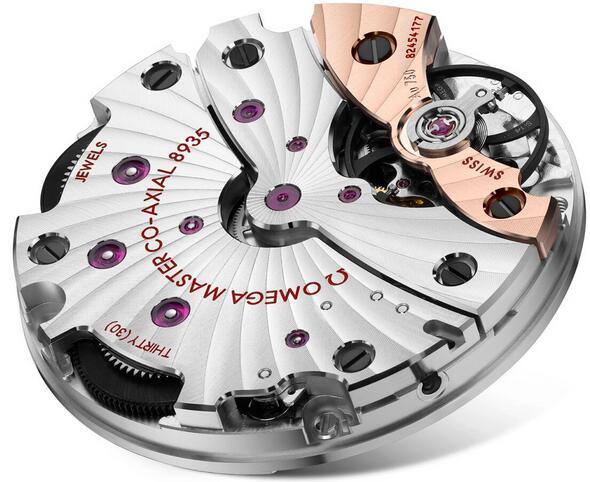 Revisión de Réplicas Relojes Omega De Ville Trésor Power Reserve 18k Oro amarillo 40mm 3