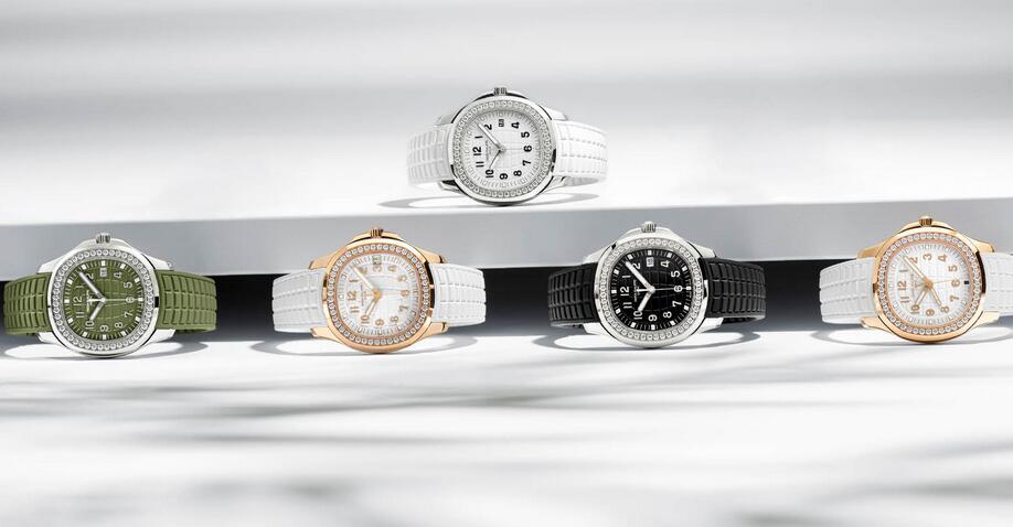 Guía de Réplicas Relojes Patek Philippe Aquanaut Luce Automático Acero Inoxidable 38.8mm 1
