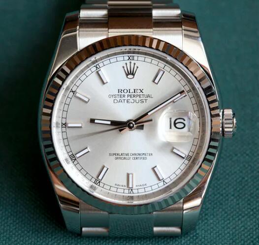 Presentamos la historia y la nueva réplicas de relojes Rolex Datejust 41 de acero inoxidable 1